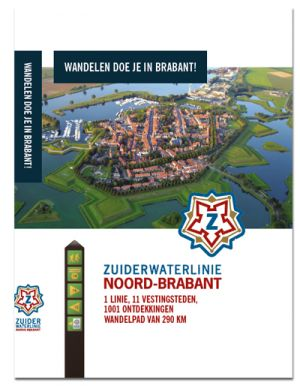 Wandelboek Zuiderwaterlinie