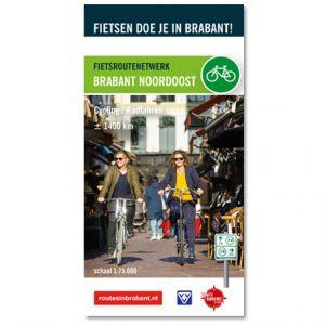 Fietskaart: Brabant Noordoost