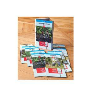 Liberation Route Brabant gift box (8 fietsroutekaarten + route Aan de andere kant)