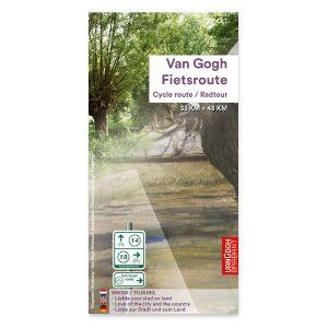 Van Gogh fietsroute Breda/Tilburg