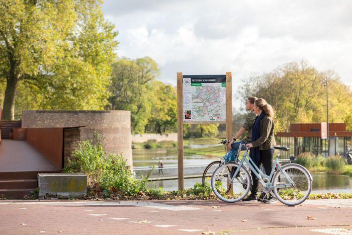 Fietskaart Brabant Noordoost