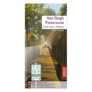 Van Gogh fietsroute Eindhoven/Nuenen